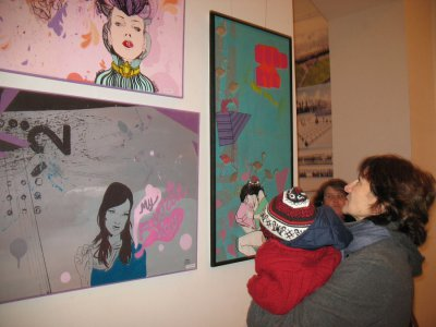 В Черновцах открылась выставка польских художников