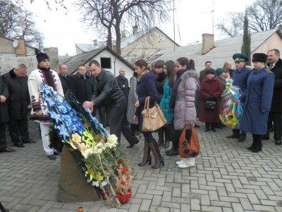В Черновцах состоялся молебен памяти  'Рике