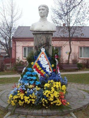 Ольге Кобылянской почтили в городе, где она родилась
