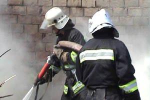 На Буковине за выходные произошло 10 пожаров, два человека погибли