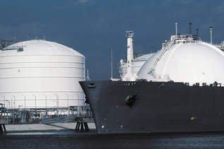 """Проекта  """"LNG Украина """" лишили государственных гарантий"""