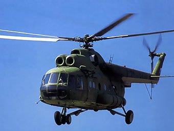 Падение Ми-8: основные версии катастрофы (видео)