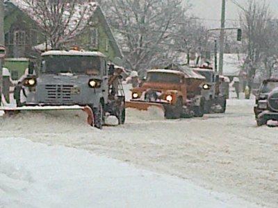 На Буковине за полтора суток выпала месячная норма снега