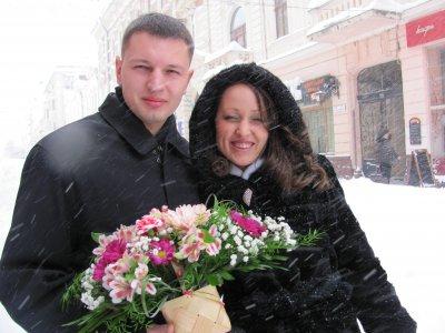 В Черновцах 12.12.12 приняло брак 12 пар