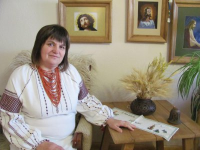 Буковинская вышивальщица превратила дом в музей