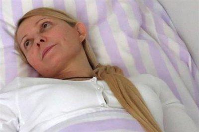 Тимошенко проверять уровень радиации в своей палате