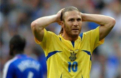 Андрею Воронину сломали нос на тренировке