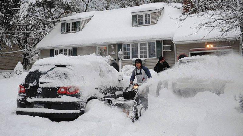 -10 Из-за аномальных морозов в США погибли 13 человек