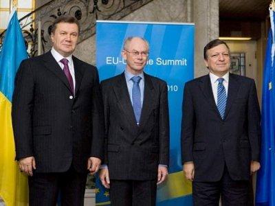 Янукович проговорил с европейскими лидеров 2 часа вместо 20 минут