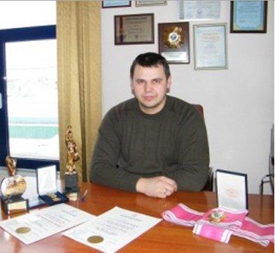 Буковинец получил орден королевы Виктории