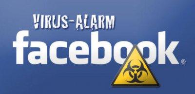 Пользователей Facebook терроризирует новый вирус