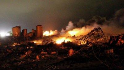Шесть пожарных и двое врачей погибли при взрыве в Техасе