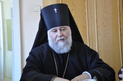 Archbishop Onufry ( Yaroslav Havruk )