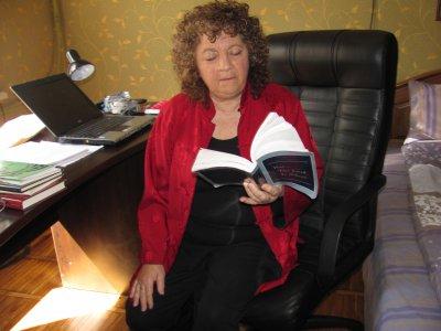 Американка пишет книгу об Ольге Кобылянской
