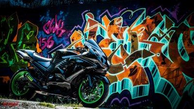 Буковинцев призывают создать граффити для Чемпионата мира по мотокроссу