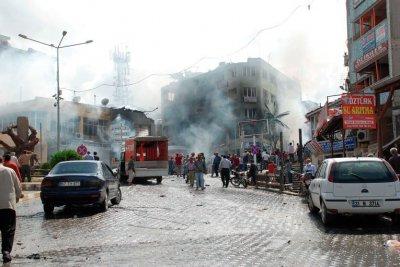 В Турции два взрыва унесли жизни более 40 человек (видео)