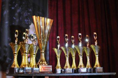 На «Коронации красоты» в Черновцах победила команда из Румынии