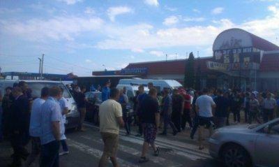 Жители Мамаивцив и Лужан угрожают повторно перекрыть дорогу