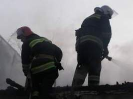 На Буковине горели два автомобиля