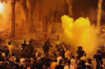 Беспорядки в Турции уже нанесли 40 миллионов долларов убытков
