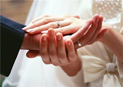 В Украине 61% прошлогодних браков распались