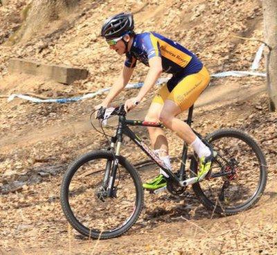 Черновицкий велосипедист победил на соревнованиях в Харькове