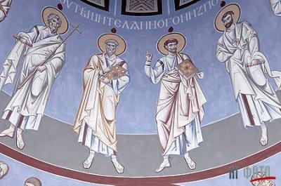 В Хотинском храме откроют молитвенный пантеон