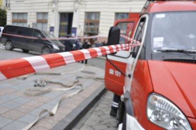 «Шутники» поспорили на 50 гривен о «заминировании» горсовета