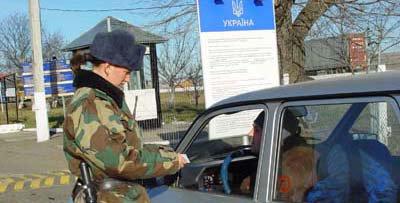 Буковинские пограничники задержали украинского с литовским паспортом