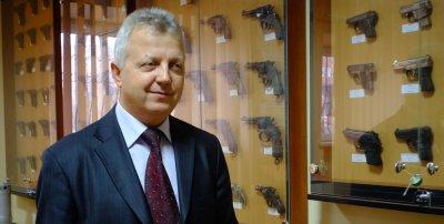 «Оружие террориста» и пистолет «Монтекристо»