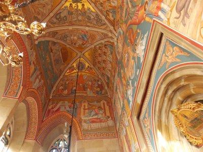 Церковь - с киевским золотом