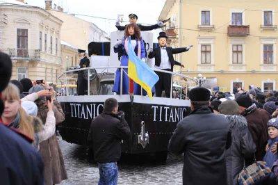Шествие меланкарей в Черновцах начнется в обед