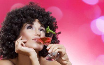 Алкоголь - наиболее привлекательный для тех, кто сидит на диете