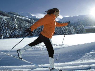 Лыжи и сани - лучшие антидепрессанты