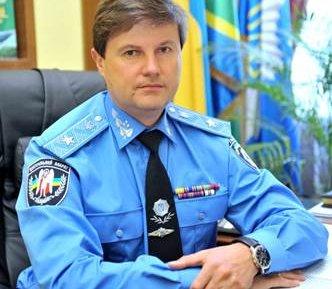 Начальника милиции Буковины официально освободили