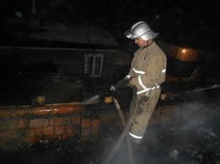 На Буковине в огне погибли два человека