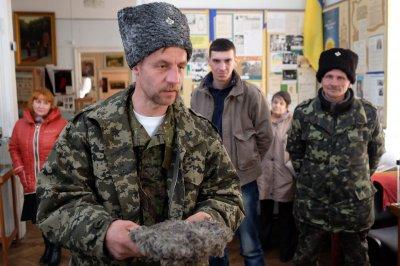 Буковинський козак Михайло Гаврилюк збирається до Криму