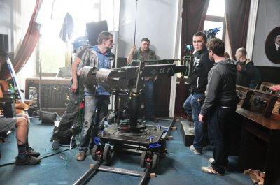 Фильм «Гнездо горлицы», который снимали в Черновцах, презентуют через год