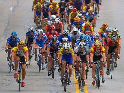 В Черновцах состоялись две велогонки