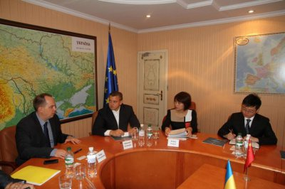A dozen Chinese companies want to place production in Ukraine