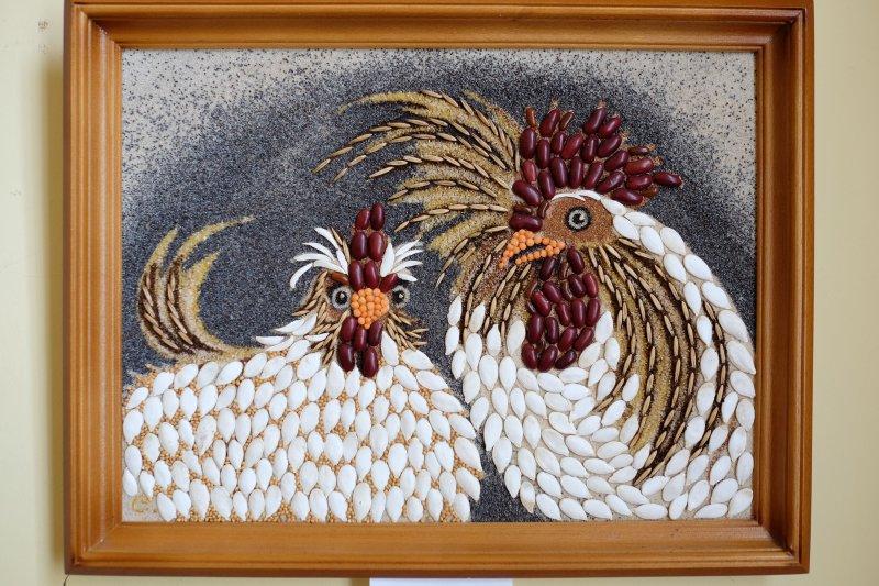 Картины для кухни своими руками страна мастеров 35