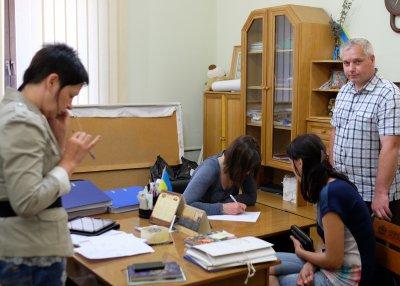 В Черновцах уже более ста переселенцев с Востока Украины