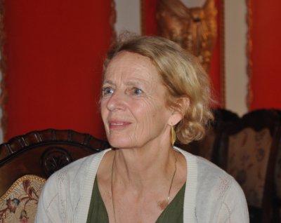 На Буковине немецкий психоаналитик с опытом работы в Афганистане учить украинских коллег