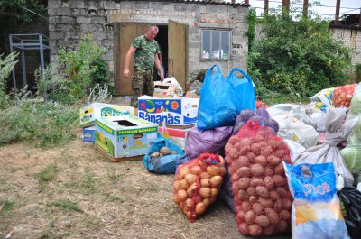 The state does not care about us , only volunteers - Bukovina in the East ( VIDEO)