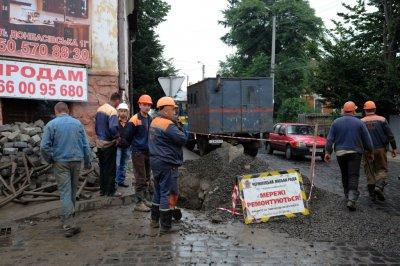 В Черновцах ремонт дорог замедляет казначейство