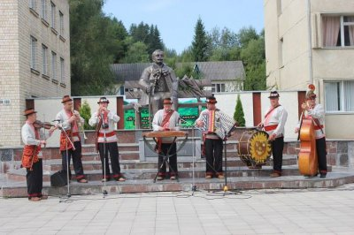 В Путиле отпраздновали 180-летие Юрия Федьковича (ФОТО)