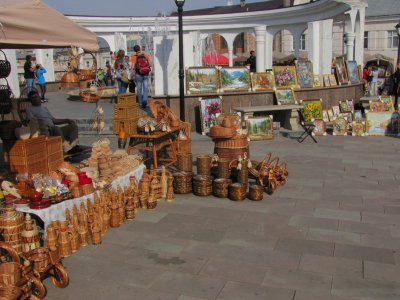 In Chernivtsi craftsmen come from all over Ukraine