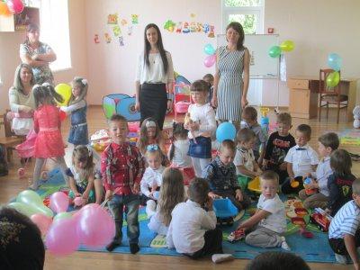 На Буковині відкрили новий дитсадок з початковою школою