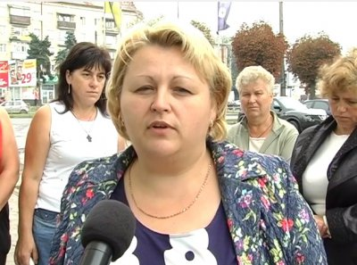 Bukovina mother ask the world to stop the war ( VIDEO)
