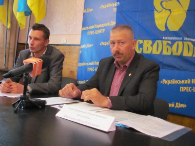 In the & quot; Freedom & quot;  - Eight Bukovina .  & quot; majoritarian & quot;  not yet identified